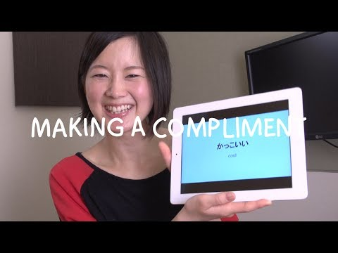 Japanese Words - Making a Compliment (Việt Sub)