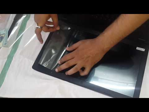 How to Apply Screen Protector Without Bubbles on Laptop | 3in1 layer