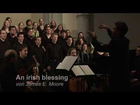 irish blessing may the road rise to meet you bob chilcott composer