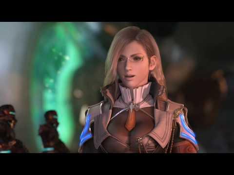 FINAL FANTASY XIII E3 2009 Trailer