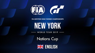 english world tour 2019 new york nations cup
