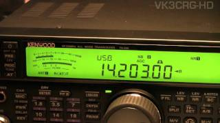 qso with ja1cca japanese amateur radio from vk3vcm melbourne using buddistick antenna