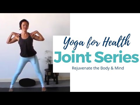 Joint opening yoga practice 60 minutes