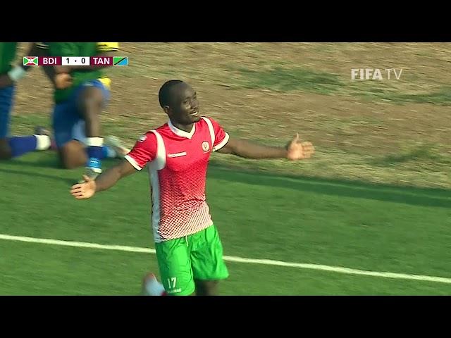 Burundi v Tanzania - FIFA World Cup Qatar 2022™ qualifier