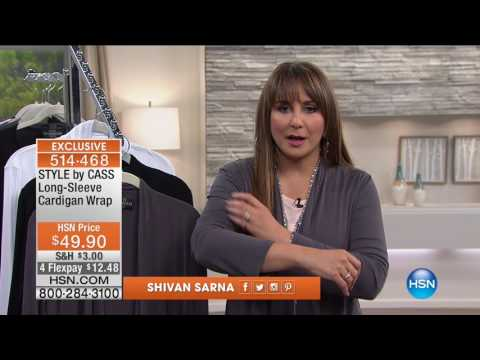 HSN | Cass Shapewear Fashions / Naturalizer Footwear 04.26.2017 - 10 AM