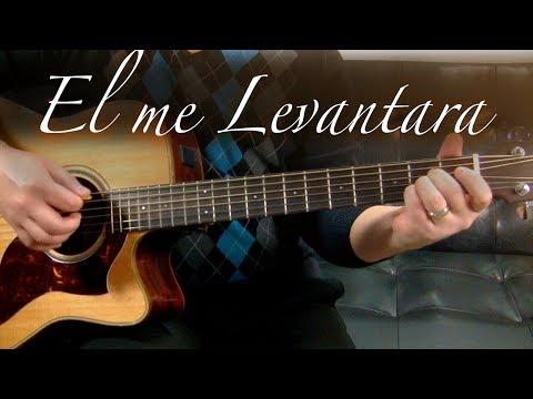 El me levantara - Guitarra Tutorial