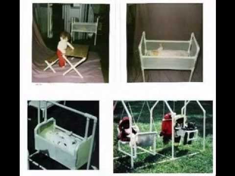 Easy DIY Pvc Pipe Projects Ideas YouTube - Diy pvc pipe projects home
