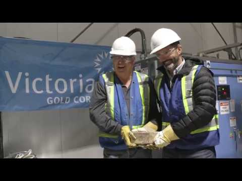 Victoria Gold Eagle Mine Update - Silver And Gold
