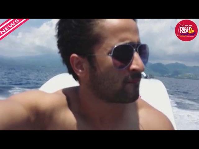 Shaheer Sheikh AKA Dev's Shirtless Look | #TellyTopUp #1