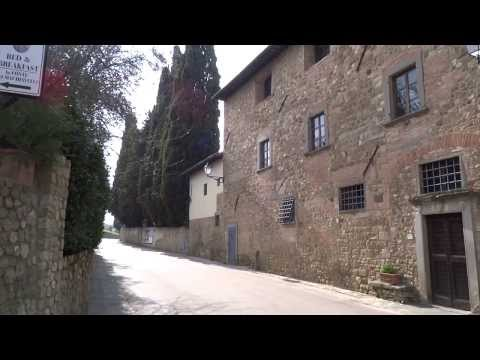 Albergaccio, Machiavelli's House, San Casciano in Val di Pesa, Florence, Tuscany, Italy, Europe
