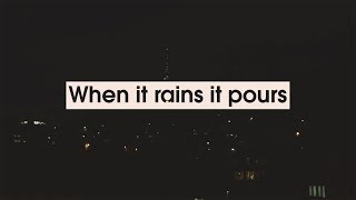 When it rains it pours krnb/k-indie  playlist