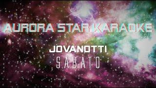 Javanotti - Sabato (Aurora Star Karaoke)