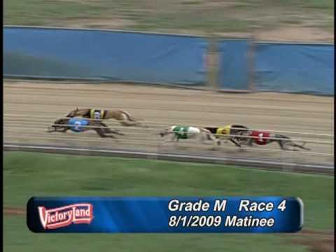 Victoryland 8/1/09 Matinee Race 4