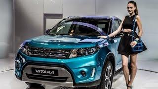 Тест-драйв Suzuki Vitara 2015 уже в России