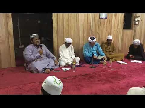 Berzanji arab dan Melayu - Rast, Kurdi, Nahawand, Jiharkah, Sikah - Part 2