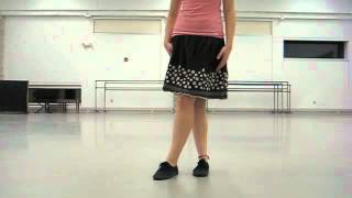 Jazz Steps 101: The Suzie-Q