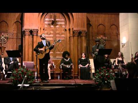 Noah Aronson Sings Shir Lama'a Lot