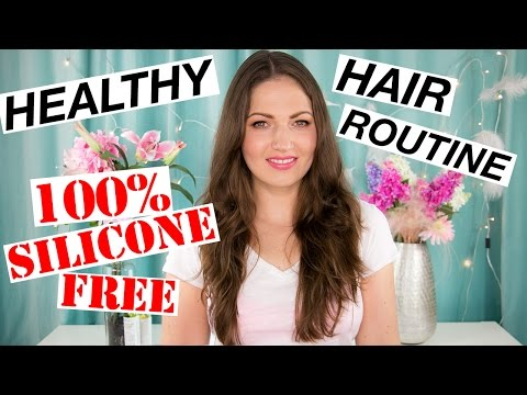 How to Fix Dry Damaged Hair!! Silicone Free Haircare Routine