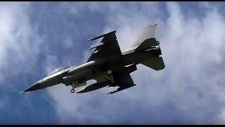 F 16 39 s SHORT FINALS Leeuwarden Air Base
