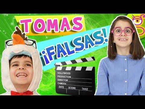 Especial TOMAS FALSAS y Momentos Divertidos de Lara y Niko en Tremending girls