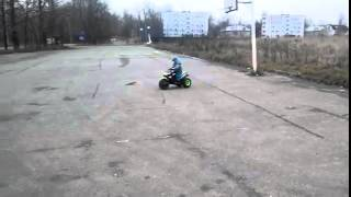Детский мотоцикл Bambi M 1715:12V, 2 мотора, 7 км/ч - raspashonka.com.ua