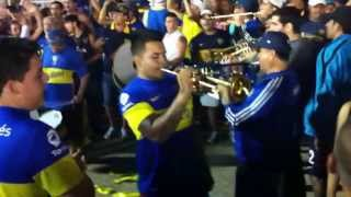 La 12 Boca -RiBer play Mar del plata 18/1 2014 1-1 part 2