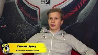 KuPS TV: Tommi Jyry