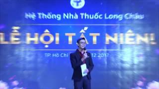 MC Ngọc Đông_Sang trọng và hài hước trong TIỆC TẤT NIÊN Long Châu