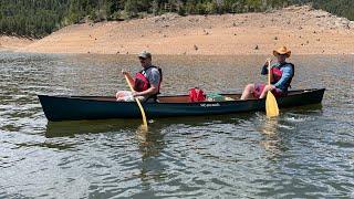 Boating at Gross Reservoir 2021