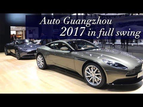 Live: Auto Guangzhou 2017 in full swing 2017第十五届广州国际汽车展览会