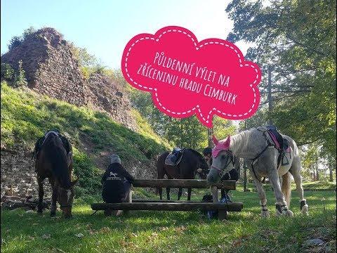 #9 Vlog | Půldenní výlet na zříceni hradu | Nikuž & Horses