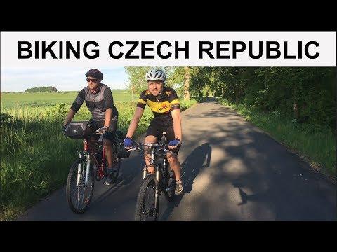 Biking the Czech Republic - DAY 1 [EPISODE 1]