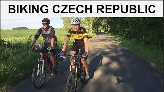 Biking the Czech Republic - DAY 1 [EPISODE 1]