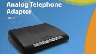 ATA: Analog Telephone Adapter, VoIP Adapter, Sip ATA
