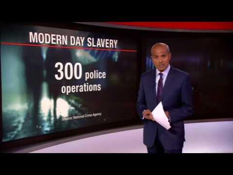National Crime Agency report massive rise in modern slavery