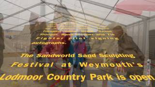 International Star Wars Day 2013 at Sandworld Weymouth