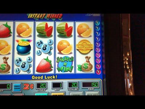 Instant Winner Slot Machine