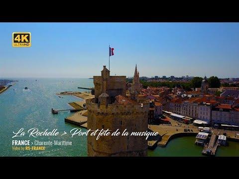 4K - La Rochelle - France