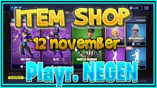 Fortnite ITEM SHOP November 12th (all skins, all gliders, all emotes and all axes) – Playr NINE