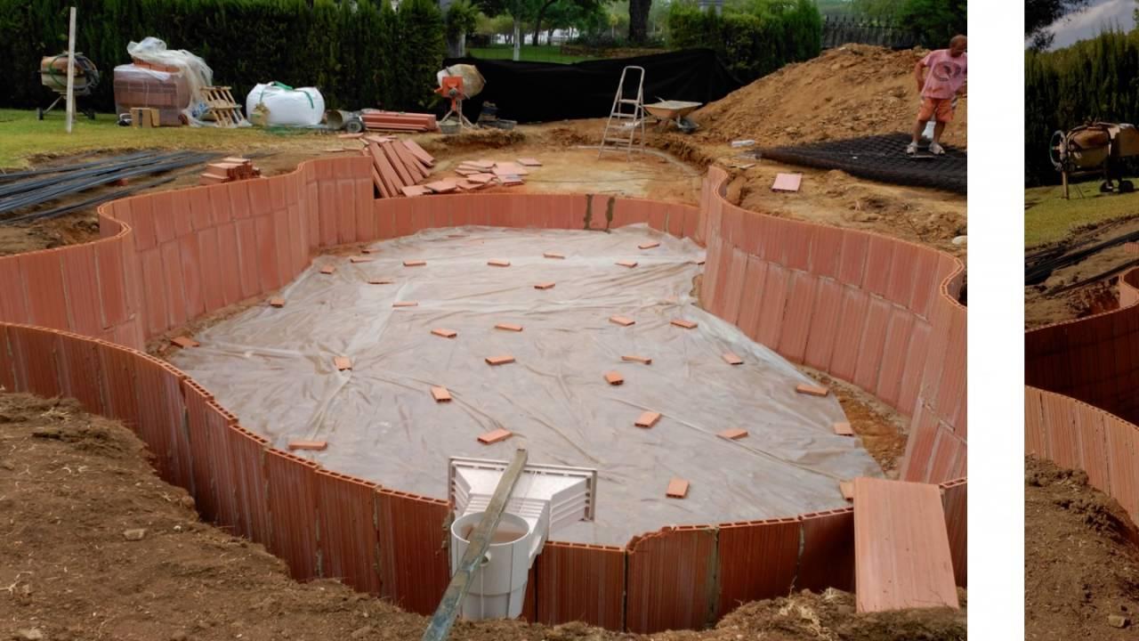 Como hacer una piscina de arena por profesionales dibasu for Cuanto sale hacer una pileta de material