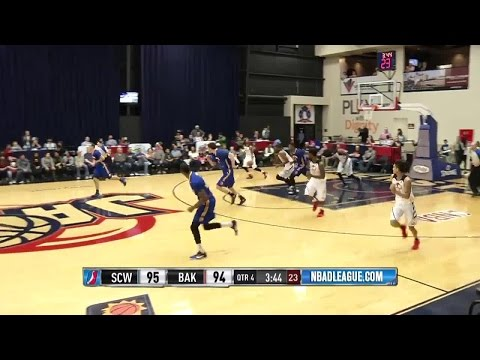 Cory Jefferson posts 20 points & 15 rebounds vs. the Warriors, 2/5/2016