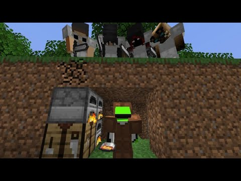 Minecraft Speedrunner VS