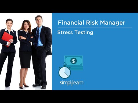 What is Stress Testing? | Financial Risk Manager Video Training | FRM Tutorial Video