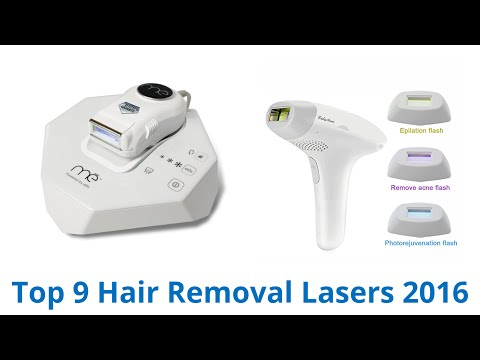 9 Best Hair Removal Lasers 2016