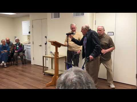 A Celebration of the Life of Ed Holcomb