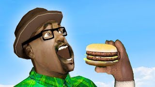 Big Smoke's Order Recreated In GTA 5