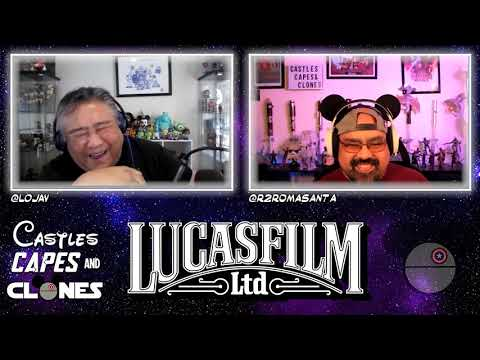 Kevin Feige, a new Leia Poster and more LucasFilm News | CCC LucasFilm Podcast Ep 08
