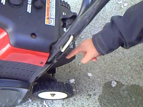 toro snowblower ccr 3650 owners manual