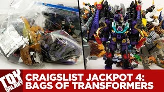 Dan in the Photobooth #89: Craigslist Jackpot #4 (Transformers Beast Wars)