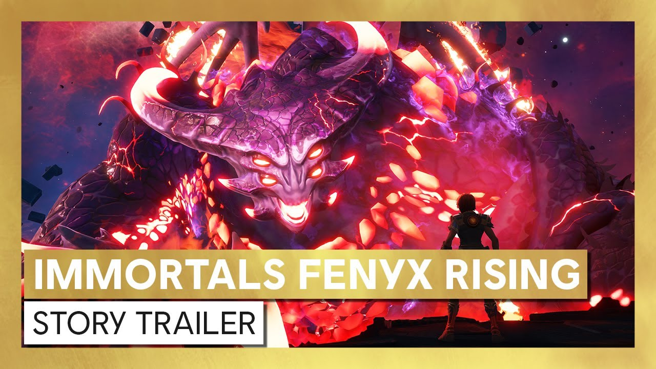Immortals Fenyx Rising - Story TrailerVF
